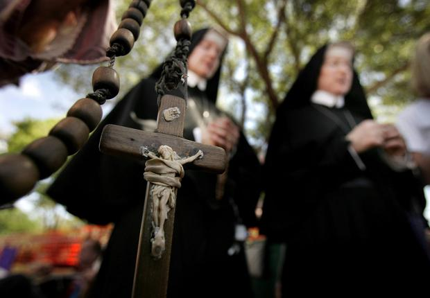 The sins of those in religious orders must not be allowed to obscure the good deeds of others