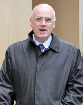 Former Anglo CEO David Drumm