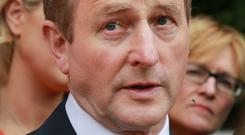 Enda Kenny has watched schools and post offices closed down