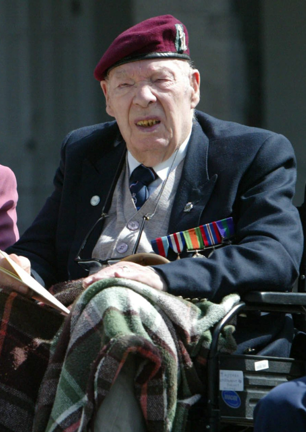 Tommy Meehan: WWII hero passed away at the age of 93 recently
