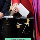 The PR electoral system has produced an uncertain outcome. Photo: Steve Humphreys