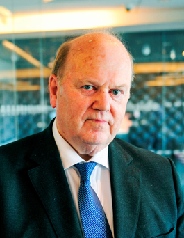Appealing decision: Finance Minister Michael Noonan. Photo: Bloomberg