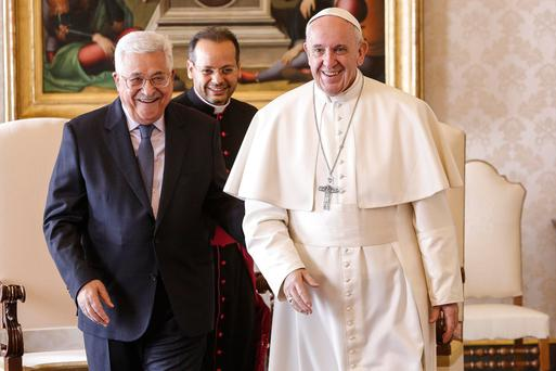 Pope Francis: Difference of opinion. Photo: AP