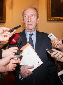 Expressway issue: Shane Ross