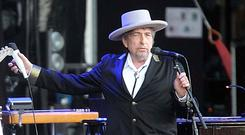 Bob Dylan played Dublin on Thursday