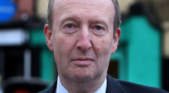 Transport Minister Shane Ross. Photo: Tom Burke