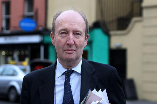 Minister Shane Ross. Photo: Tom Burke