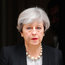 British Prime Minister Theresa May. Photo: PA