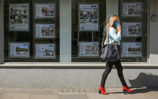 Homes in Dublin are rising beyond the budget of the 'middle classes
