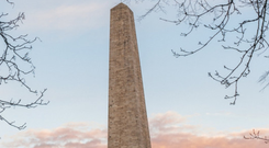 The Wellington monument in the Phoenix Park, Dublin
