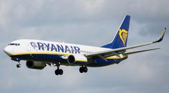 'At the same time, we have to remember that without Ryanair's revolutionary airline based on low fares, many of us would not be able to afford travel by air' Photo: Collins