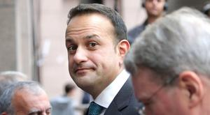 Irish Prime Minister Leo Varadkar. Photo: AP