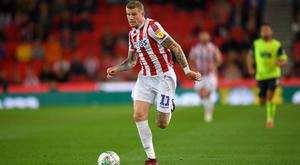 Stoke City's James McClean is continually attacked for not wearing a poppy