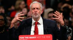 Arrogance: Jeremy Corbyn's position on Brexit has annoyed many UK Labour Party supporters. PHOTO: PA