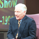 Unmissable: Gay Byrne and 'The Late Late Show' would spark debate across the country. Photo: Chris Doyle