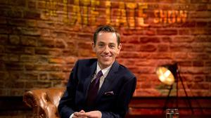 Late Late Show host, Ryan Tubridy. Photo: Andres Poveda