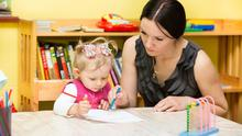 Childcare professionals work hard and do a good job under difficult circumstances.