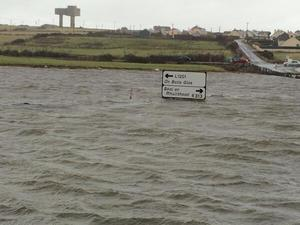 Belmullet. Photo: Twitter/Eileenc43