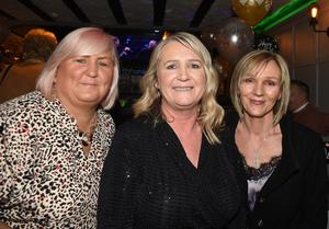 Noreen Delaney, Nicola Maughan and Debbie White