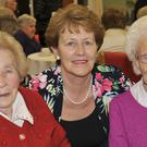 Bessie Connors, Muirhevnamor, Pauline Hanks, Blackwater Court and Kitty Hanks, Meadow Grove at the 'Seasons and Scenes' Painting Exhibition held in St. Oliver Plunkett Hospital