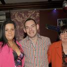Keith Donnelly, Clare Conlon, John Donnelly, Josie Donnelly, Knockbridge, with Gemma Joyce (right), Toberona