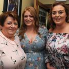 Kate, Saoirse and Edel Corrigan at Cara cancer support fundraiser in Castle Bar