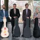 Irish Guitar Quartet are to play in the Studio Theatre at An Tain Centre.