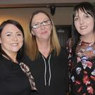Karen Owens, Tracy Ross, Gail Morgan and Brian Martin at the Louth County Council charity quiz in aid of Cara Cancer Support Centre held in The Lisdoo
