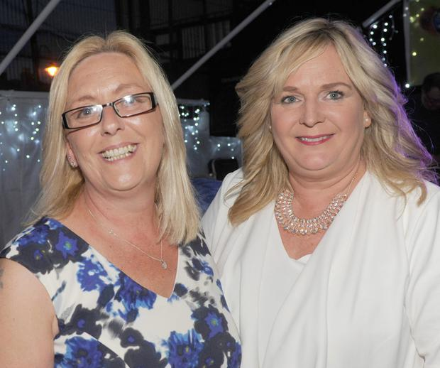 Amy Leonard and Sandra Boyle, Blackrock
