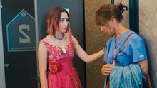 Saoirse Ronan and Laurie Metcalf in Lady Bird (Friday, BBC2, 9p.m.)
