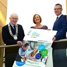The launch of Local Enterprise Week