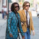 Don Cheadle and Ewan McGregor as Miles Davis and Dave Braden in Miles Ahead