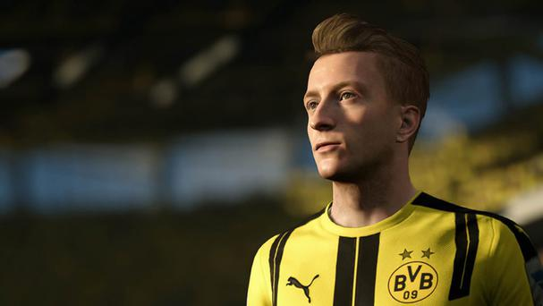 While FIFA 17 doesn't have the sharp, simulation mechanics of its biggest competitor, it certainly outstrips it in overall polish and general enjoyment