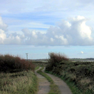 Clouds often share a straight-line cloud base