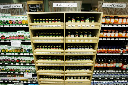 Health stores can help you look after your health and wellbeing