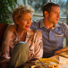 Annette Bening as Gloria Grahame and Jamie Bell as Peter Turner in Film Stars Don't Die In Liverpool