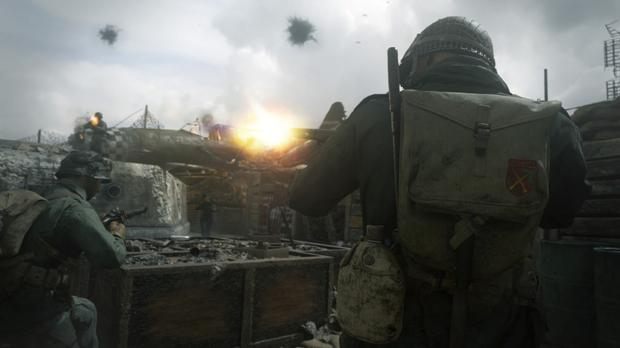 Call of Duty: WWII certainly isn't breaking any new ground but it goes without saying that the gameplay is as sharp and polished as it ever will be.