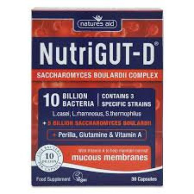 NutriGut D is fantastic for gut health and repair.