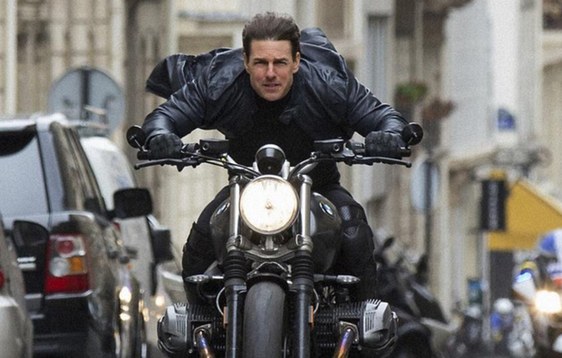 Tom Cruise shows more boundless energy as Ethan Hunt in Mission: Impossible - Fallout