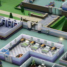 Two Point Hospital perfectly straddles the line between utter daftness and coherency