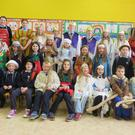 "Scoil Bhríde Shelagh enjoying another wonderful nativity play ""Are We Nearly There Yet...? The pupils are all looking forward to it taking place this Thursday in Naomh Malachi clubrooms"