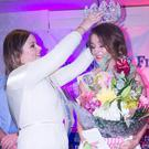 Action from last's year's Oyster Pearl Festival: winner Mary Rose McCarragher is crowned by 2016 Pearl Ciara Barry