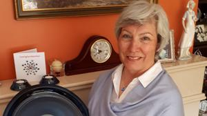 Anita Roddy has been awarded the INMO's annual Gobnait O'Connell Award