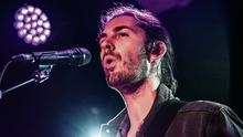 Hozier performing on Saturday night. Photos by Ruth Medjber