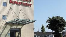 The Emergency Department at the Lourdes Hospital, Drogheda