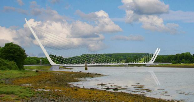 A spokesperson for Louth County Council has said that, due to the funding shortfall, the Narrow Water Bridge project is 'now effectively on hold'.