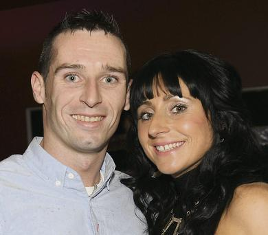 Joe McAreavey, Castleross and Linzi McGee, Beechmount Drive.
