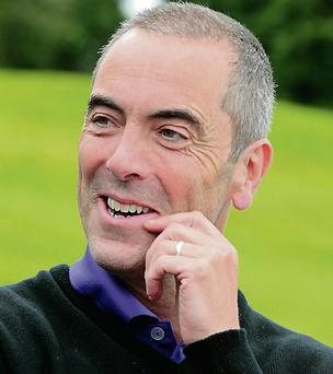 James Nesbitt is set to star in new Irish movie 'Gold'.