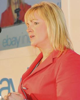 Louise Phelan, Vice President of Global Operations for Europe, the Middle East and Africa (EMEA), PayPal.