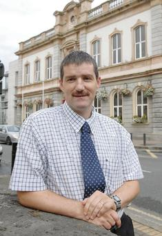 David Storey of Dundalk Town Council.